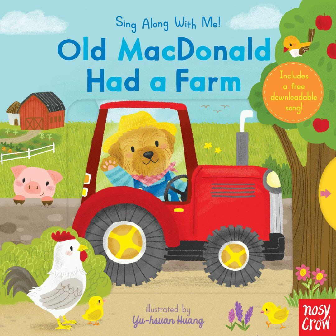 Old McDonald Had a Farm Book - Superminds Inc. Recommendation