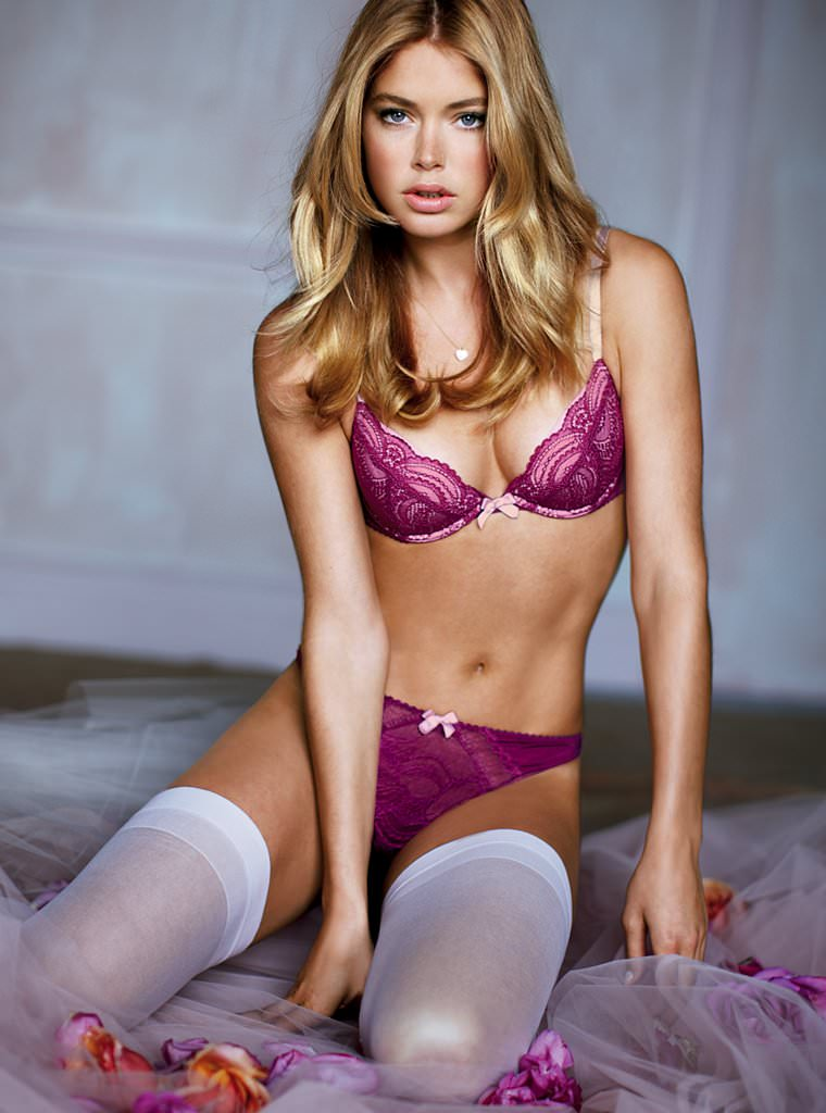 Victoria's Secret Online Catalog – Doutzen Kroes Vol. 3