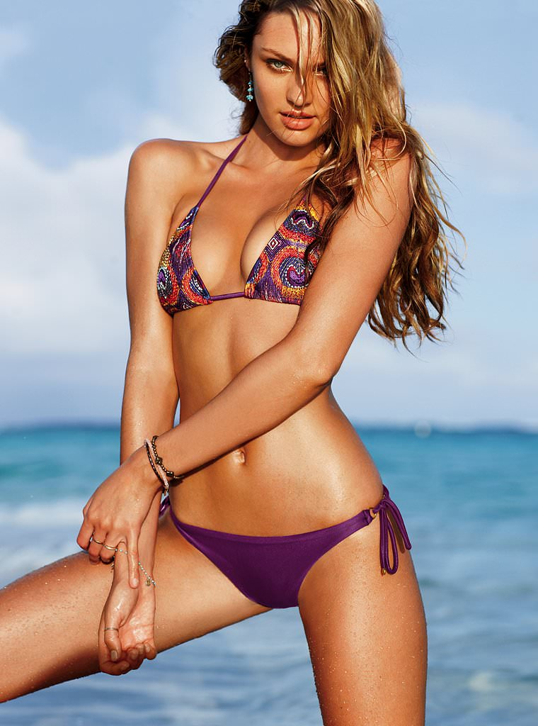Victoria's Secret Online Catalog – Candice Swanepoel Vol. 3 [x 200]