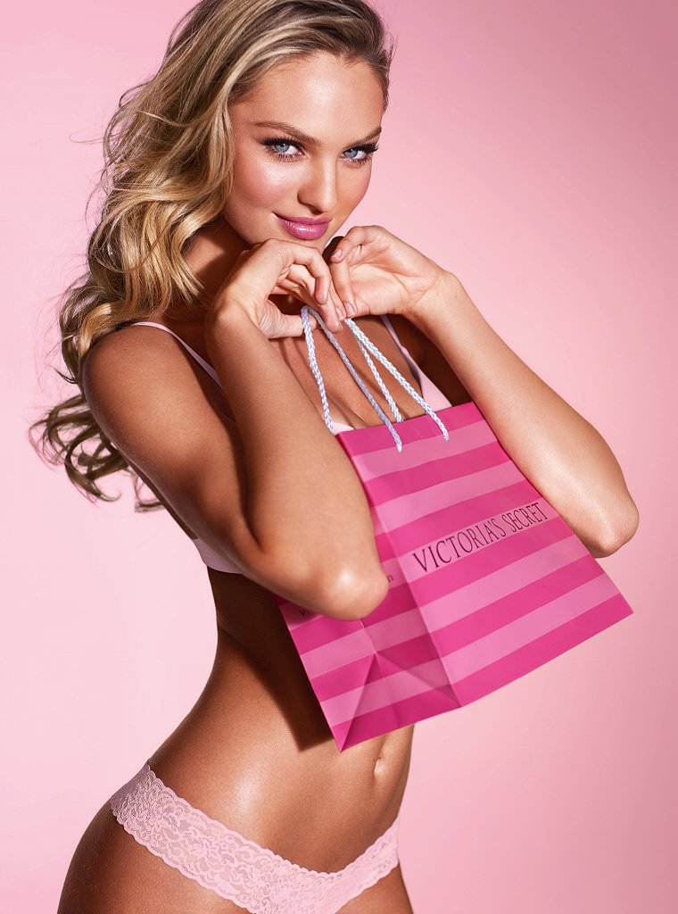 Victoria's Secret Online Catalog – Candice Swanepoel Vol. 4 [x 200]