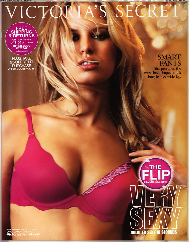 Victoria's Secret 2007 Fall Fashion Vol 2 Catalog Scans [x 75]