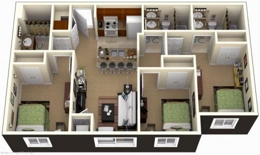 Best 3d Indian Home Design Contemporary - Interior Design Ideas ...