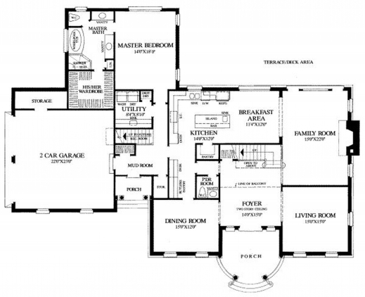 Single Storey Modern House Plans Amazing House Plans