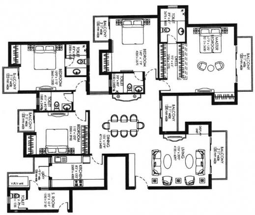 House Plans Big Kitchens