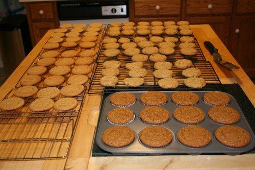 Monday Baking