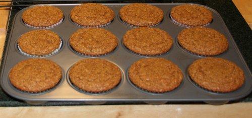 SuperMom's Bran Muffins
