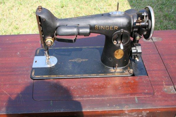 1938 Singer 201