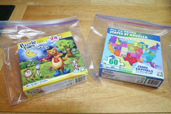 Childrens Puzzles