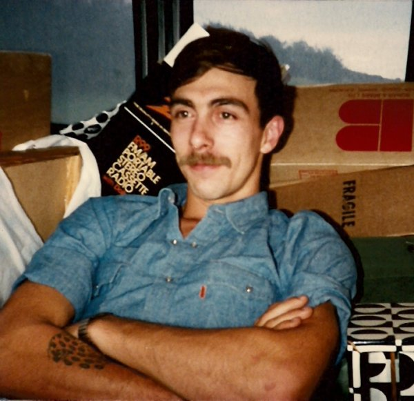 25 year old Dave