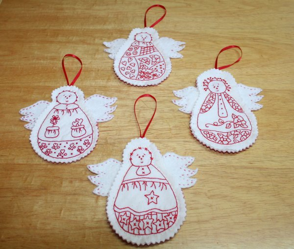 2011 Christmas Ornaments for Us