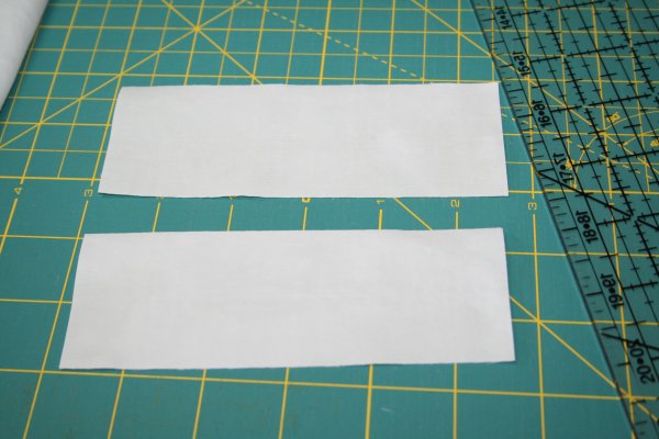 Cut strips to size