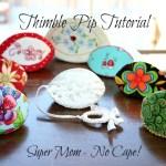 Thimble Pip Tutorial photo
