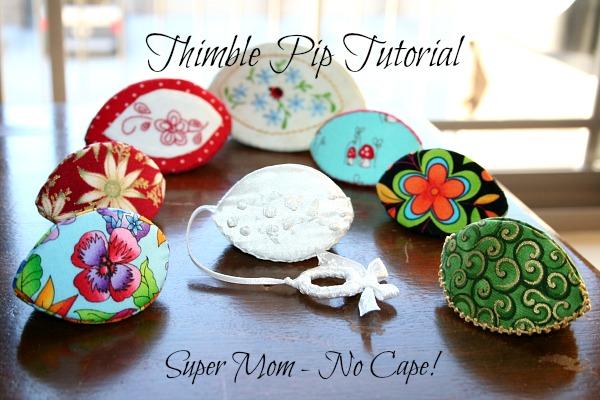Thimble Pip Tutorial