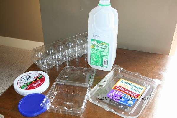 types of plastic to use to make thimble pip forms