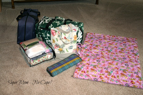 Traveling and Crafting take alongs