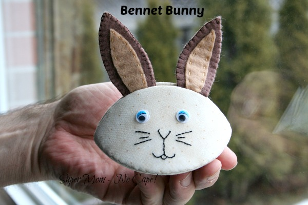 Bennet Bunny Thimble Pip