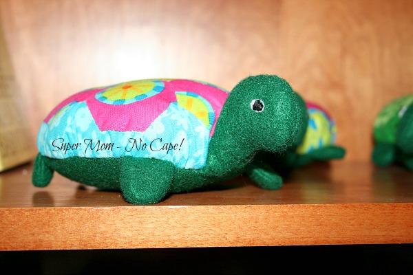 Lexie the Hexie Turtle