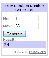Second winner of the Spring Bloom Thimble Pip giveaway