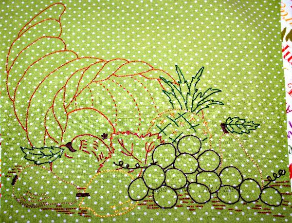 Vintage Embroidery Monday & Stitchery Link Party #23