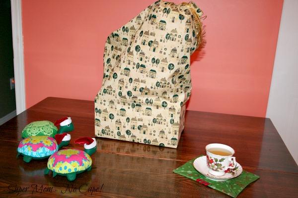 Photo of Santa Sack from Debbie