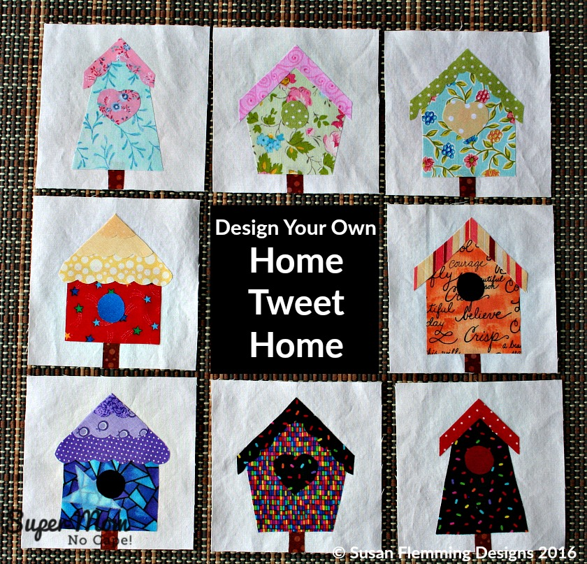 Design Your Own Home Georgia Make Your Own Pattern Blocks