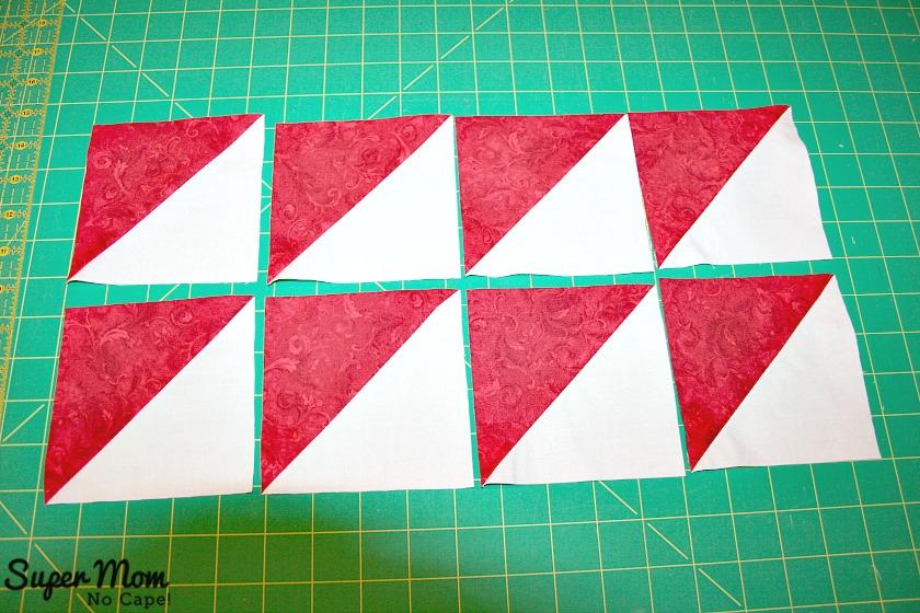 Maple Leaf Blocks - Step 5C