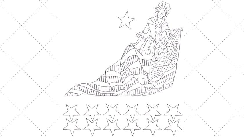 Vintage Embroidery Monday & Stitchery Link Party #64