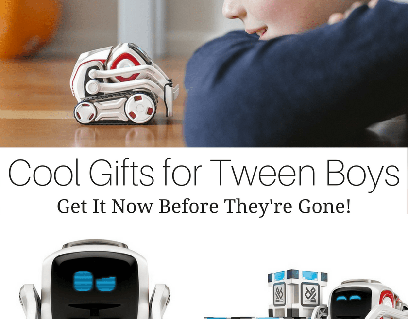 Perfect Gift for Tween Boys - Cozmo