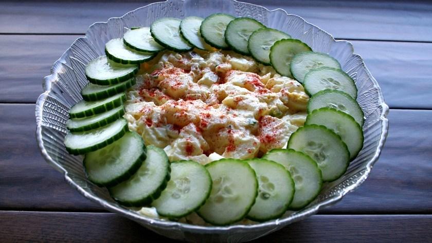 Potato Salad to Feed a Crowd