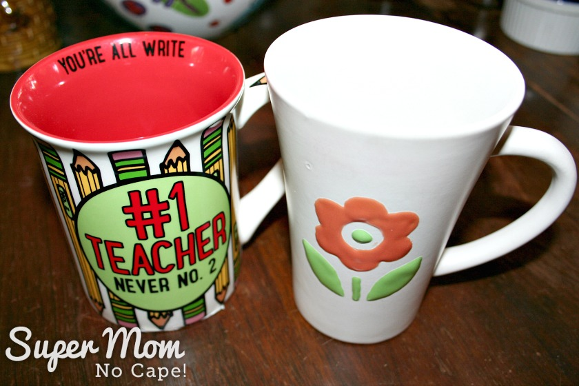 How to Set Up a Kitchen on the Cheap - two coffee mugs