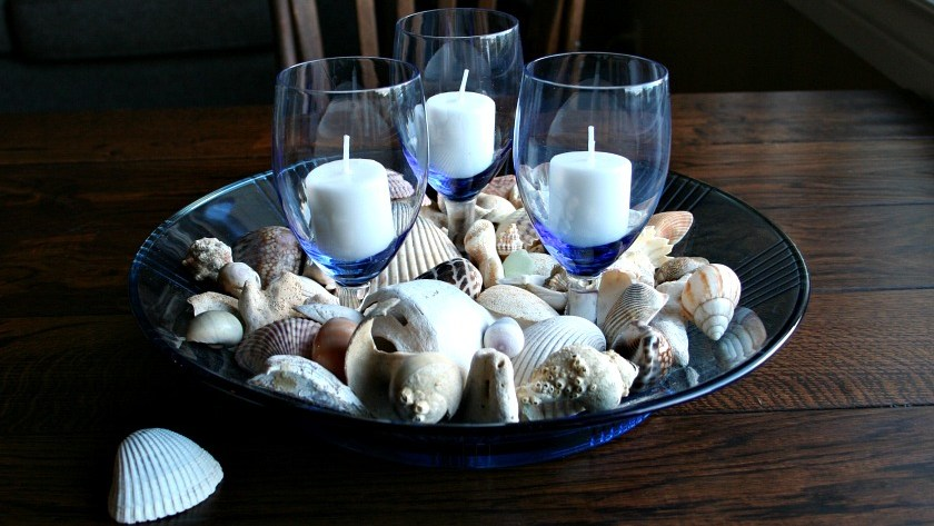 20 Beautiful DIY Sea Shell Home Decor and Gift Ideas