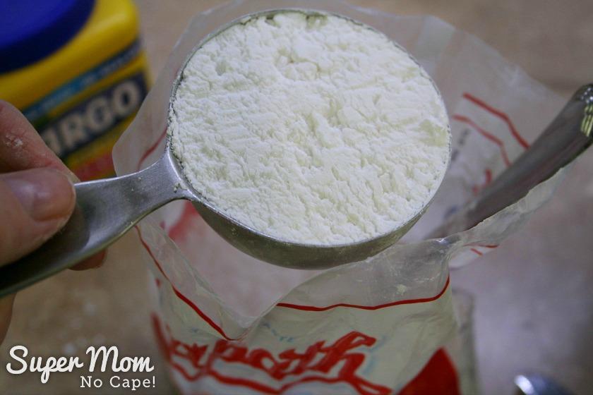 Christmas Lights Shortbread Cookies - 2 Measure icing sugar