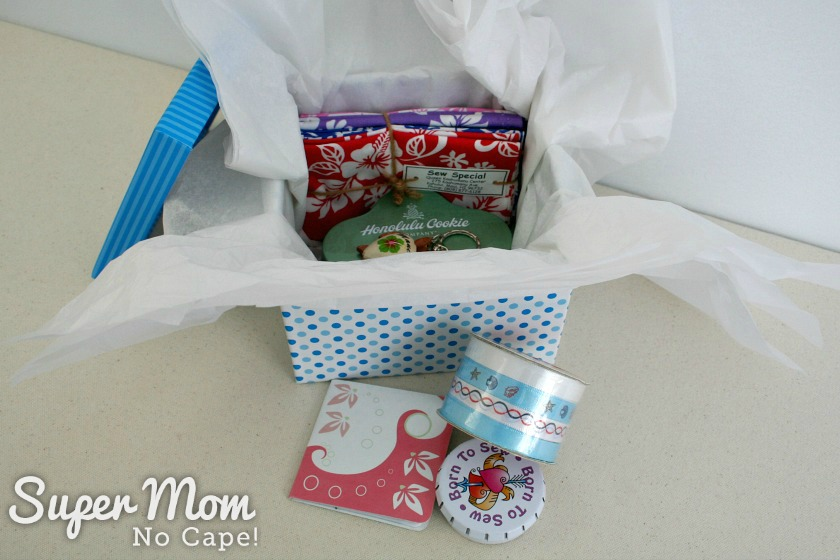 Bonus items for the Aloha from Maui Giveaway Prize