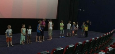 kinderfeest bioscoop