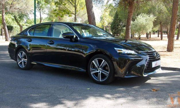 Al volante del Lexus GS300h – viajando Madrid-Oporto-Madrid