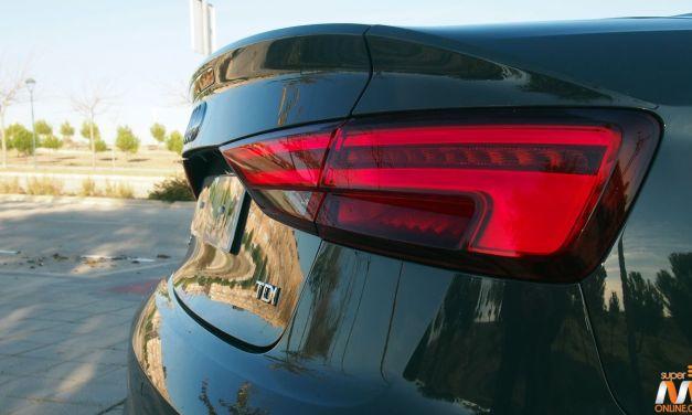Al volante del Audi A3 Cabrio 2016
