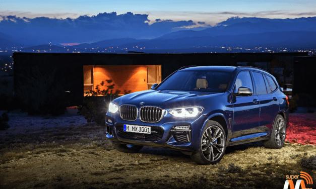 BMW X3 M40i 2018, el primer modelo performance de la serie
