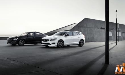 Nuevos V60 y S60 Polestar 2018