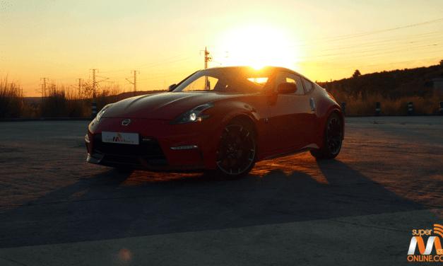Al volante del Nissan 370z Nismo 2017