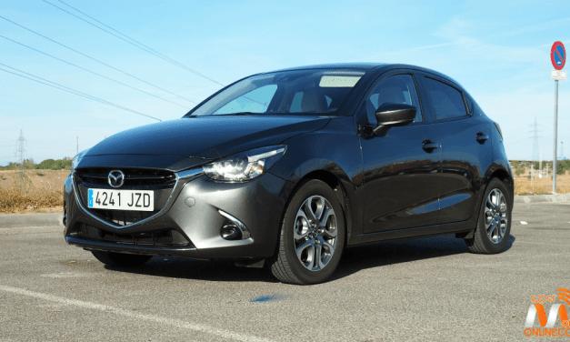 Al volante del Mazda 2 2017