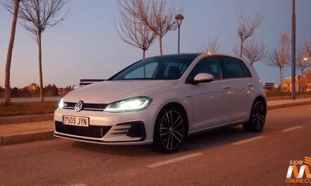 Al volante del Volkswagen Golf GTD 2017