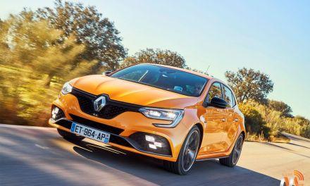 Nuevo Renault Megane R.S 2018