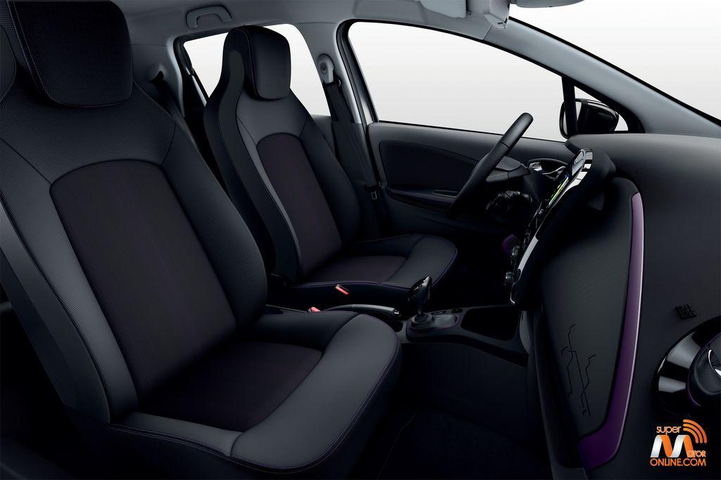 Renault ZOE con 107cv y mejorado