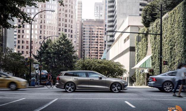 Se renueva el Volvo V60 Station Wagon 2018
