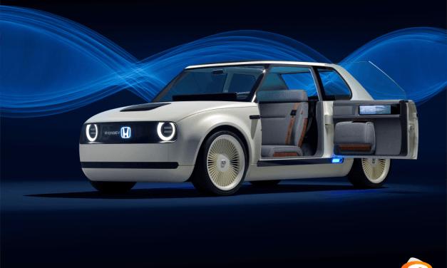 Honda Urban EV Concept, se podrá hacer pedidos a principios de 2019