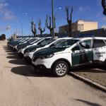 Nuevas Renault Kadjar para la Guardia Civil