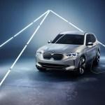 BMW Concept iX3, la movilidad eléctrica llega al corazón de BMW