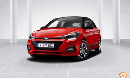 Hyundai i20 2018, más fresco y moderno