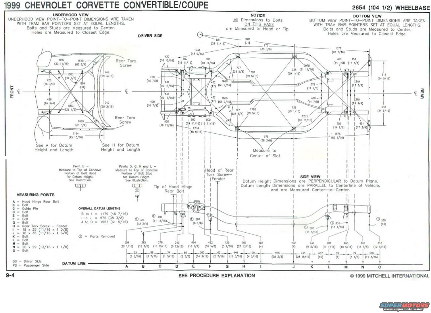 Ac Cobra Chassis Blueprints