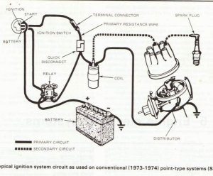 Starter Relay  Solenoid Wiring 86  Ford Bronco Forum